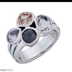 The Silpada ring you will want to wear every day.  order it in size  5-11 on my web.  www.mysilpada.com/louise.pozzi