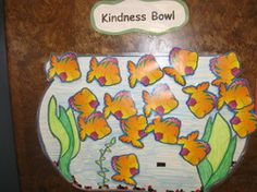 Conscious Discipline Kindness Bowl from Bremen Preschool Head Start