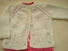 Bebe Çocuk Örgü Örnekleri: Bebek Çocuk Kazakları 13