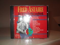"FRED ASTAIRE-IRVING BERLIN SONGBOOK The amazing #FredAstaire sings the songs of the amazing #IrvingBerlin. From ""Puttin' On the Ritz"" to ""Cheek to Cheek"" you'll enjoy the sounds of all these great classics. Still in it's original cellophane wrap. Makes a great gift too for only $4.99. Free Shipping."