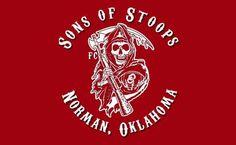 ;) Boomer Sooner, Oklahoma Sooners, Green Bay, 3 D, Sons, Darth Vader, Football, Fictional Characters, Pride