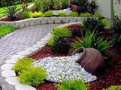 99 Incredible Modern Rock Garden Ideas To Make Your Backyard Beautiful (2)