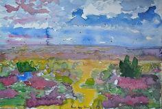 Aquarell Malerei - Harz-Kunst.de die Online Ausstellung von Marion Berger
