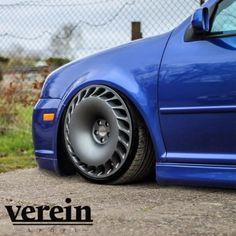"18"" Verein Sport Club One Set of 4 Alloy Wheels at #QbicAutomotive Warranty: 1 Year Quick Code: 11440 #AlloyWheels #Cars #Wheels"
