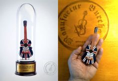 Handmade miniature instrument  Liverpools by ManufacturBurchardt