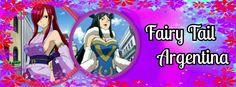 """Portada para la página de facebook """"Fairy Tail Argentina""""  Personajes: Erza Scarlet y Minerva Orland Anime: Fairy Tail"""
