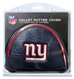 NFL New York Giants Mallet Putter Cover *** Click image to review more details.