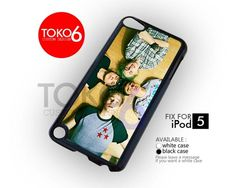 AJ 4189 5SOS Sleeping Style - iPod 5 Case | toko6 - Accessories on ArtFire