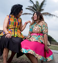 Afrokulcha shop online at www.afrokulcha.com #afrokulcha #africanfashion African Print Clothing, African Print Fashion, African Style, African Beauty, Ashanti People, Ankara Skirt And Blouse, Kente Styles, Kitenge, Plus Size Fashion