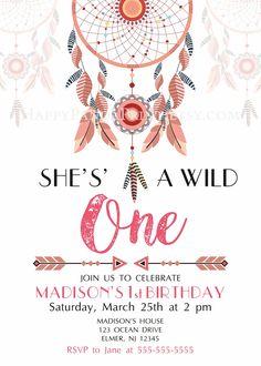 Wild One invites! @tessmcx ➻➻❥