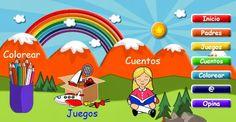 """http://lacasetaespecial.blogspot.com.es/2014/03/pagina-de-jocs-arcoiris.html   La Caseta, un lloc especial: Pàgina de jocs """"Arcoiris"""""""