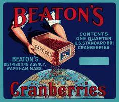 Beaton's Cranberries