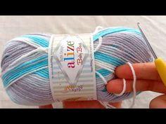 BATİK İP İLE MUHTEŞEM ÖRGÜ MODELİ HEM DE ÇOOOKKK KOLAYY ÇOK TATLI 👍#easycrochet #crochetpattern - YouTube Easy Knitting Patterns, Crochet Patterns, Hat Patterns, Easy Crochet, Super Easy, Youtube, Style, Knitting Scarves, Fabrics
