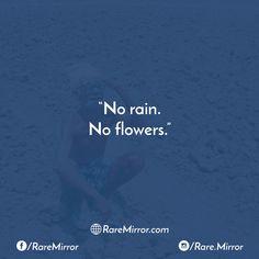 #raremirror #raremirrorquotes #quotes #life #lifequotes #truth #truthquotes #norain #noflowers