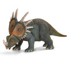 Styracosaurus Schleich – Dinosaurs Galore. A splendid replica always popular.