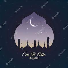 Eid Al Adha Greetings, Eid Mubarak Greeting Cards, Eid Cards, Eid Adha Mubarak, Eid Mubarak Wishes, Islamic New Year, Islamic World, Eid Mubarak Hd Images, Adha Card