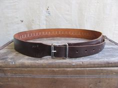 vintage c. 1960s Redhead Brand brown leather by MouseTrapVintage, $38.00