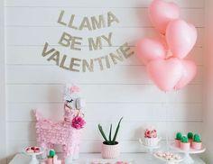 Llama Be My Valentine?