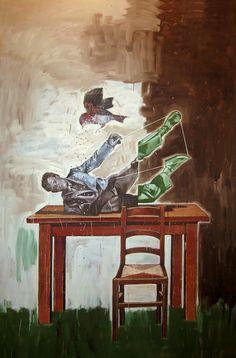 Nicky Nodjoumi - THE LAST DANCE