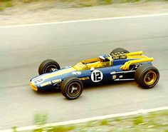 Mark Donohue Penske Eagle 1968