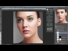 Photoshop Tutorial : Flawless Skin Retouching (Frequency Separation) - YouTube