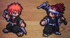 Ichigo and Deadpool