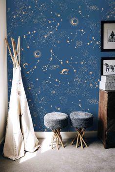 Boys Wallpaper - Unique Boys Room Inspiration