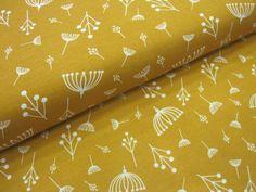 Bio-Stoffe - Birch Fabrics Jersey Organic Cotton - ein Designerstück von Ewa-3 bei DaWanda