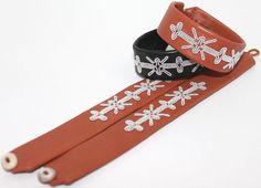 Sami bracelet SOL viking bracelet embroidered by ACDesignJewellery
