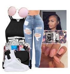 Designer Clothes, Shoes & Bags for Women Dope Swag Outfits, New Outfits, Spring Outfits, Fashion Outfits, Dope Fashion, Fashion Killa, Teen Fashion, Womens Fashion, Future Clothes