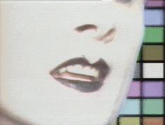Animated GIF: Klaus Nomi † #gif #animatedgif #music #video #NewWave #Operatic #KlausNomi #1980s