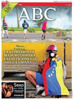 La portada de ABC del lunes 3 de julio