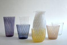"""kou"" series / Hiroy Glass Studio - Hiroy Hanaoka | Japanese hand blown glass ""kou""シリーズ ヒロイグラススタジオ/花岡央"