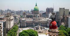 BUENOS AIRES (ARGENTINA); Queridinha dos brasileiros, Buenos Aires exibe paisagens charmosas encontradas perto da Casa Rosada e nos arredores da Recoleta. O lugar é considerado por muitos como a capital mais bonita da América do Sul. Está entre as melhores do mundo?