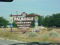 Palmdale, California