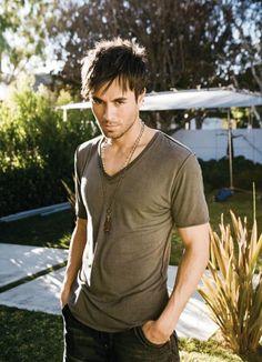 Damn! Enrique is so hot..