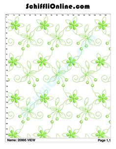 Buy Schiffli Embroidery Bundle,Book 02 – ALLOVER 8/4 Online at Best Price | SchiffliOnline.com Diy Embroidery Kit, Embroidery Patterns, Quilt Patterns, Border Design, Fabric Decor, Line Drawing, Hand Stitching, Quilts, Wallpaper