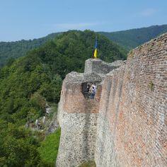 Zidul Cetatii Poenari - Arges