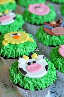 Cute cupcakes! :)
