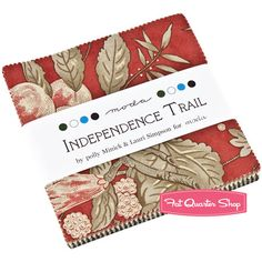 Independence Trail Cotton Charm Pack Minick & Simpson for Moda Fabrics