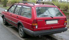 http://de.wikipedia.org/wiki/VW_Passat_B2