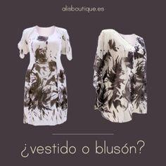 ¿Vestidos o tops? ¿Qué prenda prefieres? #tallasgrandes #outfit #alisboutique