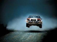 30 Years Of Audi Quattro: Vorsprung Durch Badass - Audi - Jalopnik