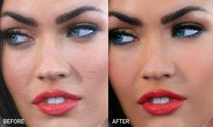 23 Celebrities Before & After Photoshop - BuzzFeed Mobile