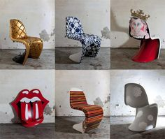 panton chair customized - Google-søgning