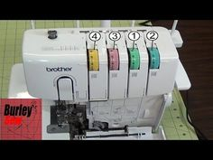 Burley Sew is all about home sewing and embroidery machine videos! Learn beginning and advanced stitching and sewing and serger techniques, sewing and embroi...