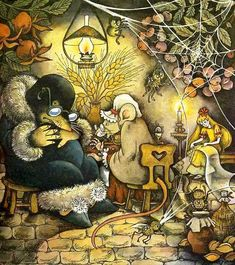 Х.К. Андерсен Дюймовочка Москва, Малыш, 1988 Картинки отсюда