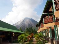 The Springs Resort in Arenal, Costa Rica was the most beautiful place I have ever seen!