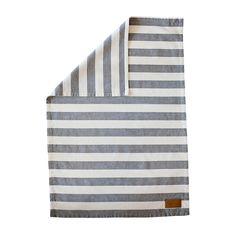 Kitchen Towel, Stripes, Grey, Ernst Kirchsteiger