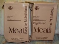 Best site for info on MREs. A must for your prepping.